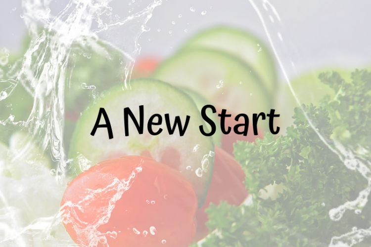 new start with slimming world