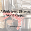slimming world recipes