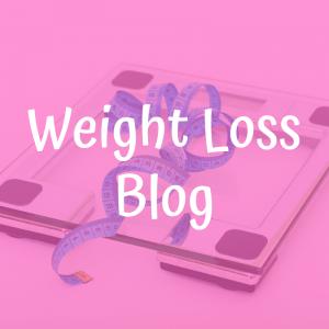weight loss blog